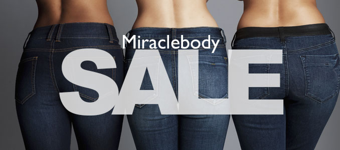 Miraclebody Jeans by Miraclesuit
