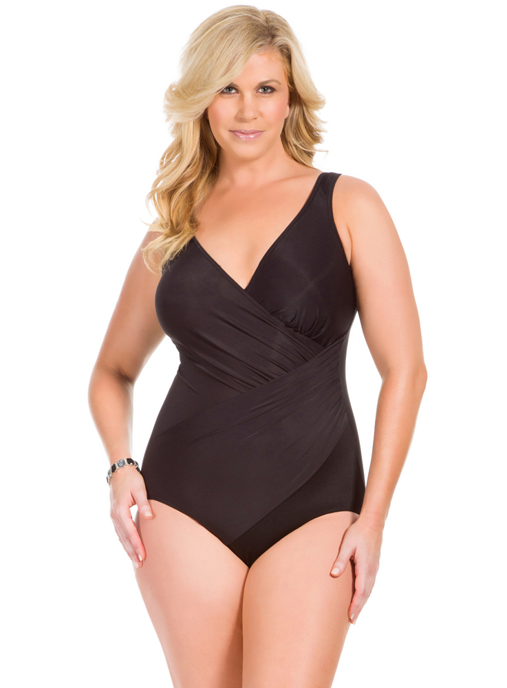 Miraclesuit Plus Size Swimwear | Women's Plus Size Swim